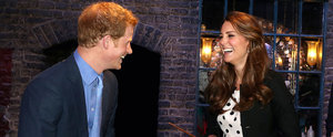22 Times Kate Middleton and Prince Harry Got a Kick Out of Each Other