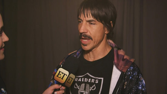 EXCLUSIVE: Anthony Kiedis Says Red Hot Chili Peppers Are 'Almost Finished' With Danger Mouse-Produced New Album