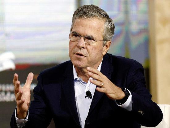 Jeb Bashes Back After Donald Trump Blames George W. Bush for Sept. 11 Attacks During Nasty GOP Debate