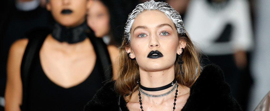 Gigi Hadid Rocks the Runway at Rihanna's Fashion Week Show