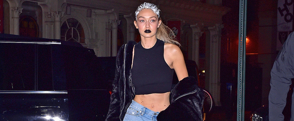 Sometimes, It's What the Models Wear in Between Shows That Counts
