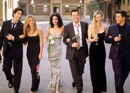 A 'Friends' Reboot is Never Going to Happen