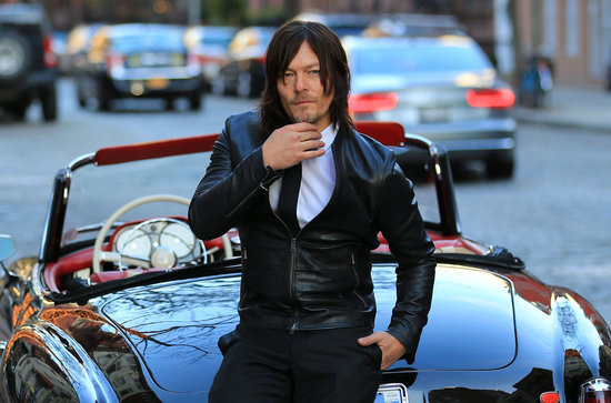 Norman Reedus Once Lost a Part Because He Wasn't 'Good-Looking' Enough ... For Reals