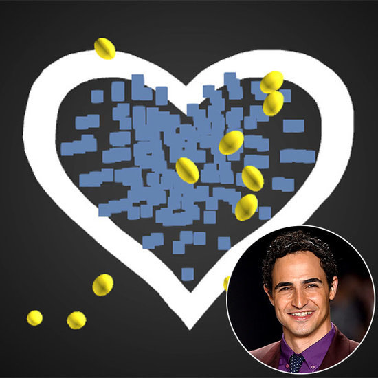 Zac Posen, Gabby Douglas, Sophia Amoruso and More Use Code to Say What Love Means to Them for Valentine's Day