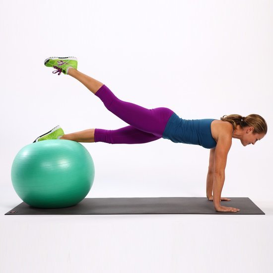 Body-Weight Exercises | POPSUGAR Fitness