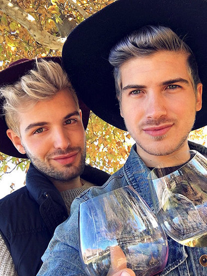 YouTube's Joey Graceffa Introduces His Boyfriend for the First Time