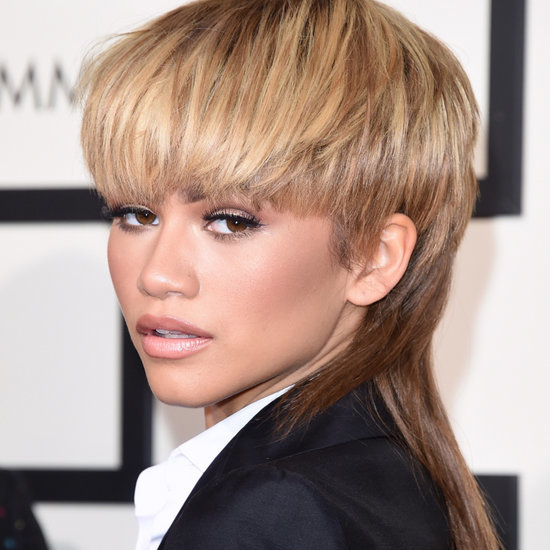 Zendaya CoverGirl Makeup at the 2016 Grammy Awards