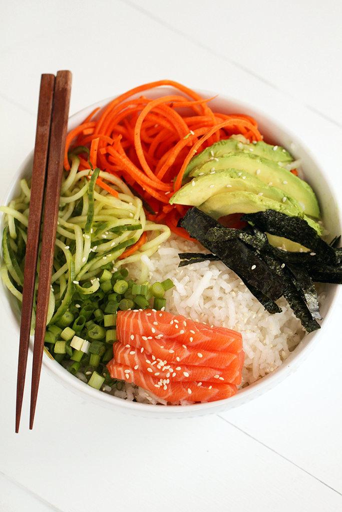Homemade Sushi Recipes | POPSUGAR Food