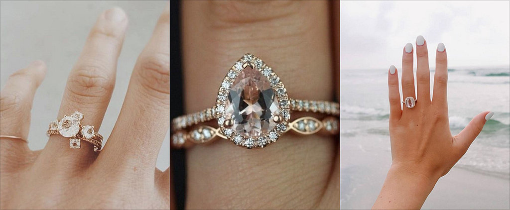 36 Gorgeous Rose-Gold Engagement Rings