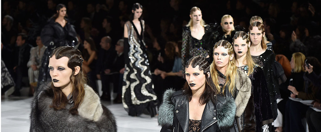 Marc Jacobs's Fall '16 Was Made For the Drama Queen in You