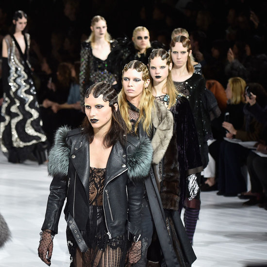 Marc Jacobs Fall 2016 Collection