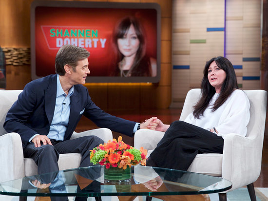 Shannen Doherty and Husband Open Up About Breast Cancer Battle: 'It Has Brought Us Closer Together'