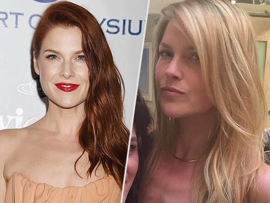 Ali Larter Ditches Red Hair for Her Signature Blonde: 'I'm Ready to Be My Normal Self'