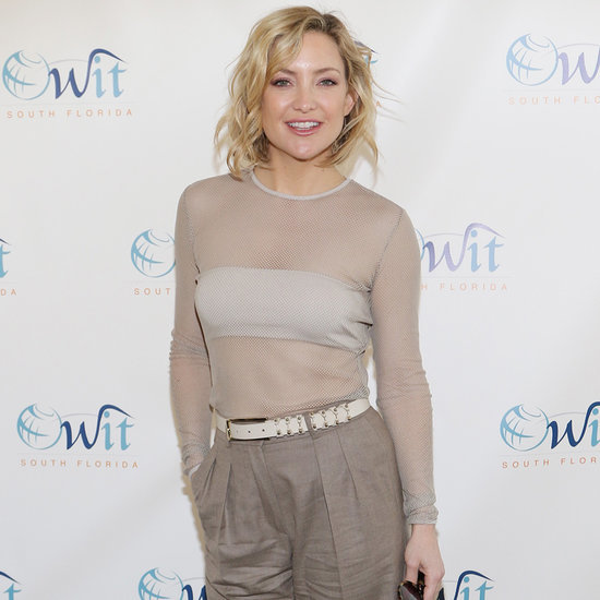 Kate Hudson at International Business Woman of the Year 2016
