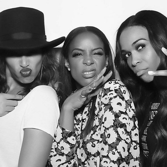 Destiny's Child Reunion at Kelly Rowland's Birthday 2016