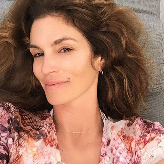 Cindy Crawford Birthday Selfie February 2016
