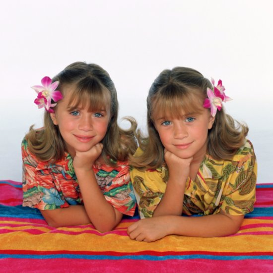 Mary-Kate and Ashley Olsen '90s GIFs