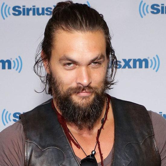 Jason Momoa Zack Snyder Changed Aquaman Look: Jason Momoa In Tight Shirts