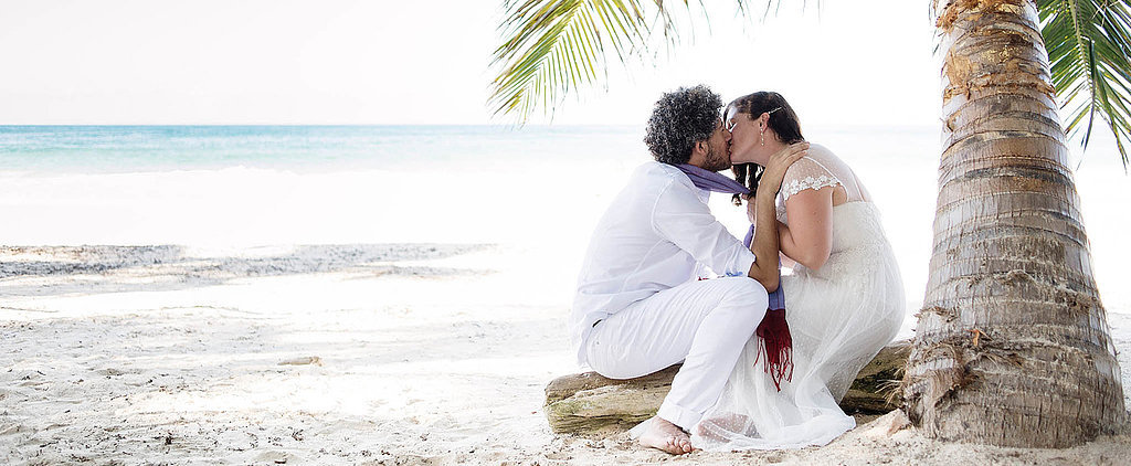 These Colorful Honeymoon Pictures Taken in Tulum Will Make You Crave a Vacation