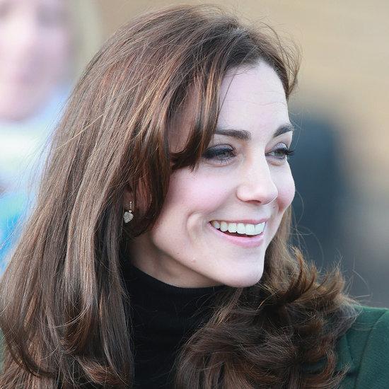 Kate Middleton's Green Sportmax Coat