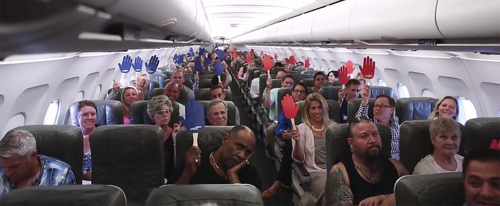 This Awesome JetBlue Experiment Proves Compromise Among Strangers Is Possible