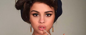 Selena Gomez Makes Hair Rollers Look Super Chic in Her Most Recent Instagram