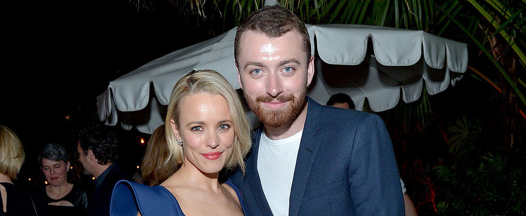 Rachel McAdams and Sam Smith Are Friends, and It's the Best Effing Thing We've Ever Seen