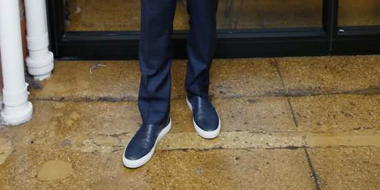 These Are The Best Sneakers To Wear With Any Suit