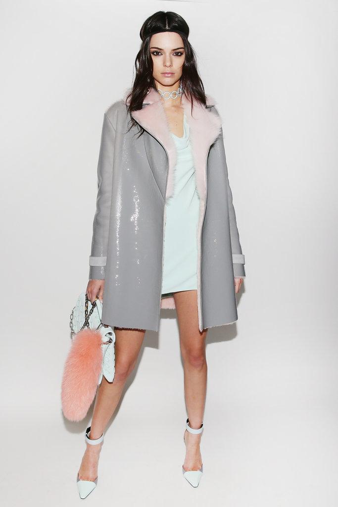 Kendall Jenner At Fashion Week Fall 39 16 Popsugar Fashion