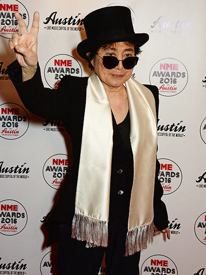 Yoko Ono Taken to Hospital After Suffering 'Extreme Flu-Like Symptoms' Says Rep