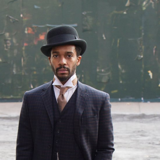 Andre Holland Pictures