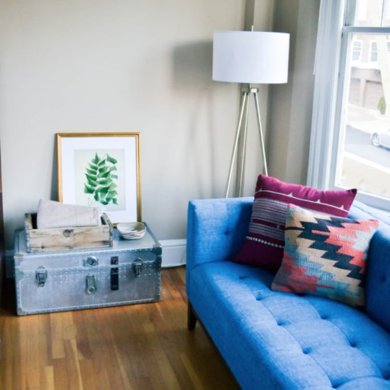 Tips For Decorating Your Boyfriend's Apartment