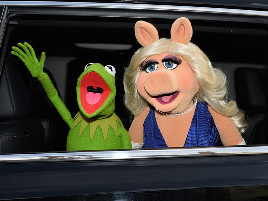 You'll Never Guess Who Gives Kermit Relationship Advice About Miss Piggy