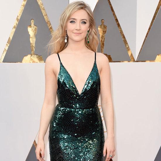 Saoirse Ronan at the Oscars 2016