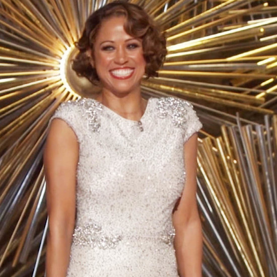 Stacey Dash at the Oscars