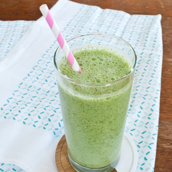 Your Little One Is Going to Love This Green Smoothie