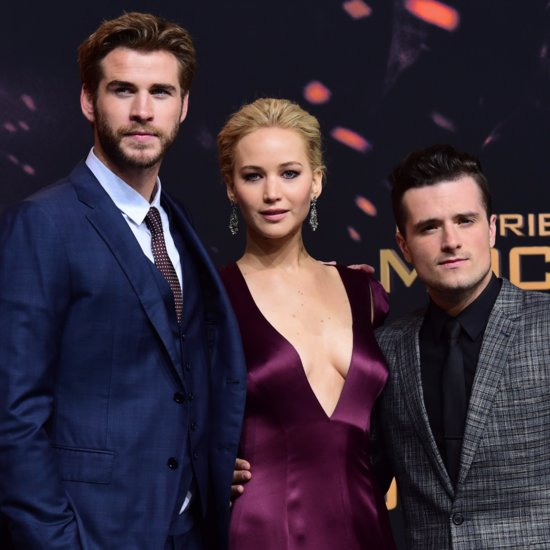 The Hunger Games Cast Red Carpet Pictures