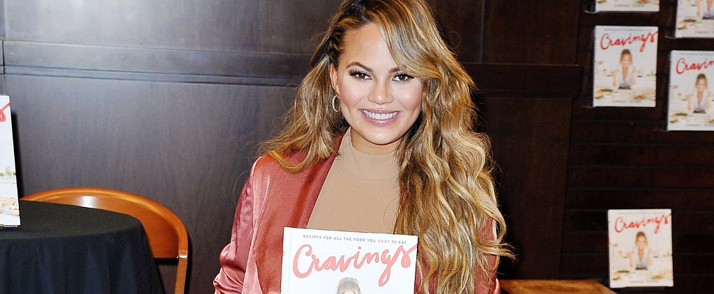 This Is the Healthy Dish Chrissy Teigen Can Make in Her Sleep