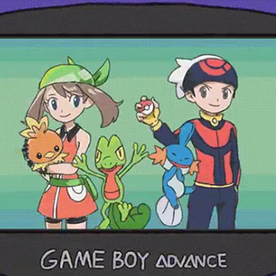 Pokemon Through the Years GIF