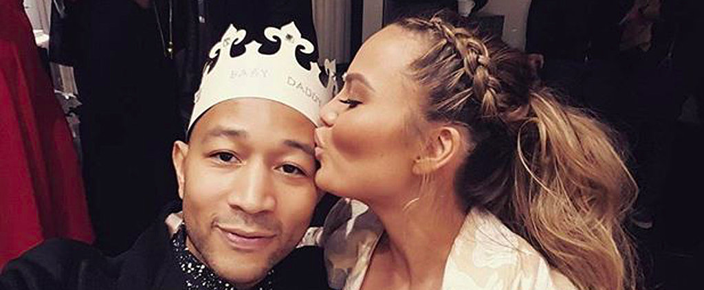 Chrissy Teigen and John Legend Have a Baby Shower Fit For a Princess