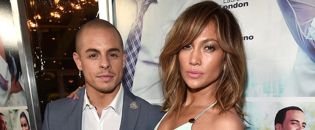 Jennifer Lopez's Latest Red Carpet Appearance Will Make You Wish You Had Her Love
