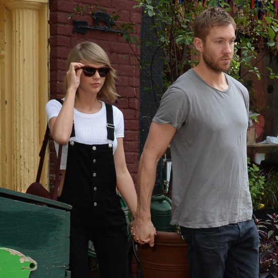 Calvin Harris Just Gave Taylor Swift the Most Normal Anniversary Gift Ever
