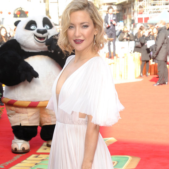 Kate Hudson in J. Mendel Gown at London Premiere