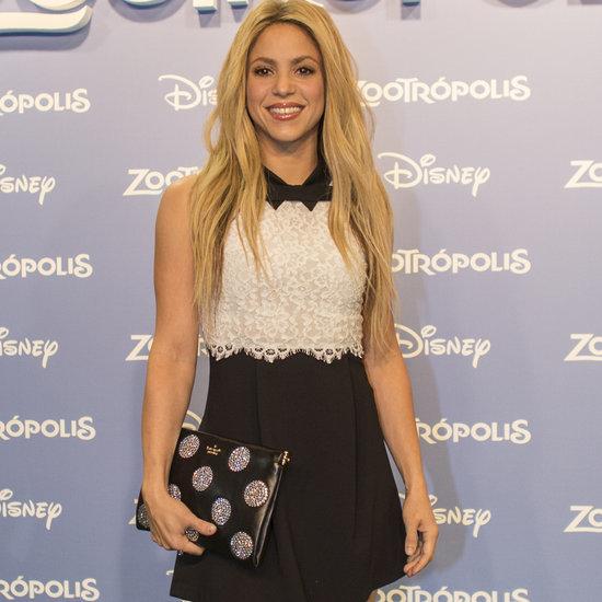 Shakira on Raising Bilingual Kids