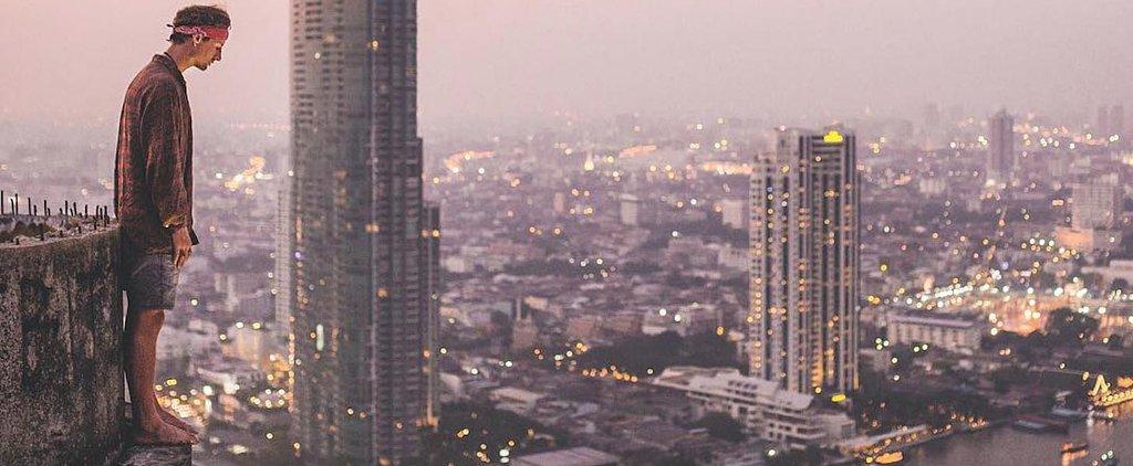 Instagram of the Day: Gazing Over Bangkok