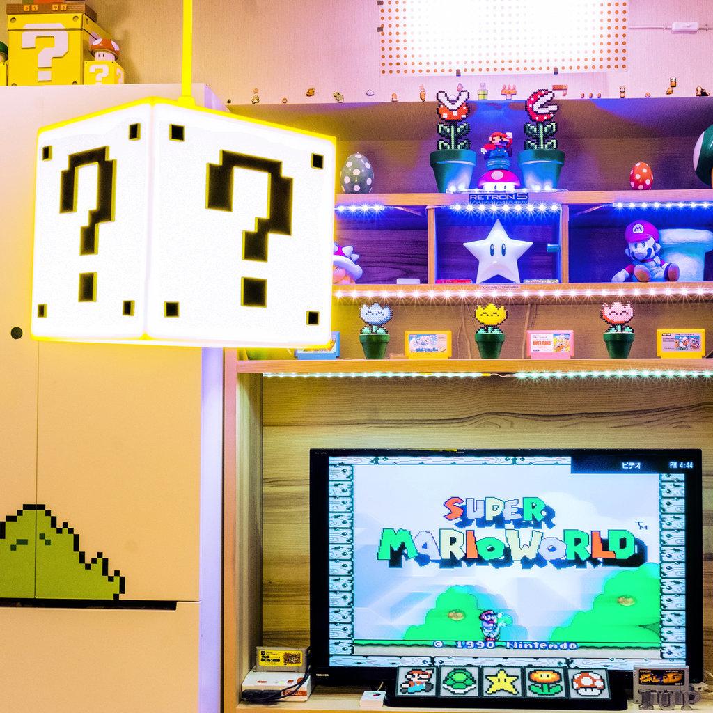 Nintendo Goomba Toys N Joys : Super mario bros airbnb in tokyo popsugar australia tech