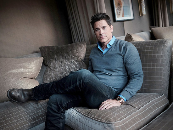 Rob Lowe Knows He Looks the Same as He Did in St. Elmo's Fire: 'Professionals Have Been Doing the Right Thing by Me for a Long T