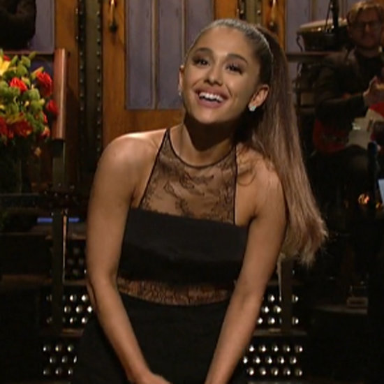 Ariana Grande's Opening Monologue on Saturday Night Live