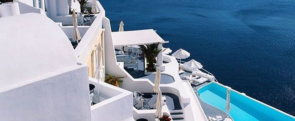 Instagram of the Day: Classic Vibes of Santorini