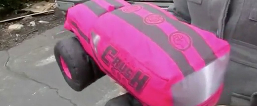 Can You Spot the Pedophile Symbol on This Pink Toy Sold to Little Kids?